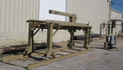 "42"" Launcher Tray with hydraulic power pack by BKW Inc."