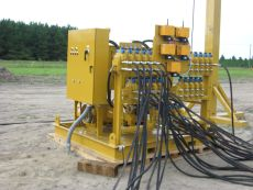 One of 2 Hydraulic Power Packs